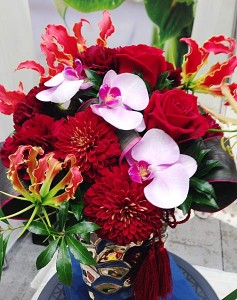 日比谷花壇『紅華』